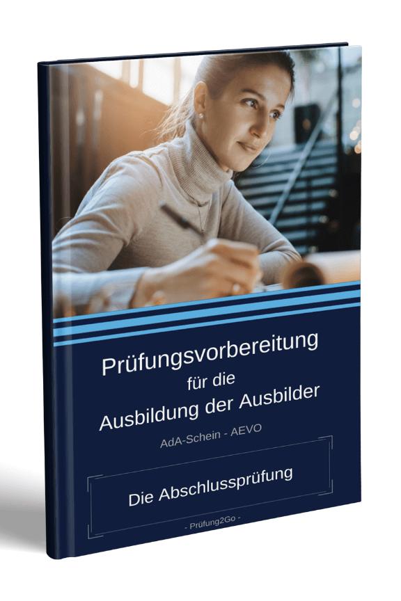 Kauffrau für Büromanagement: AdA-Schein für Ausbilder